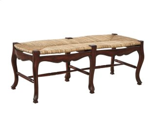 Country French Backless Settee