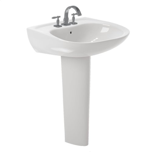 Prominence® Pedestal Lavatory - Cotton