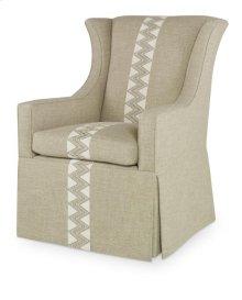 Seminary Skirted Chair