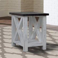 Mesa Chairside Table