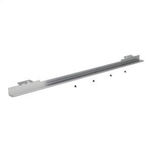 Jenn-Air30-in Warming Drawer Heat Deflector, Black/Stainless Steel