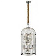 Vintage Birdcage Chandelier- Large