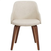 Castilo Accent Chair in Ivory