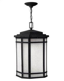 Cherry Creek Large Hanging Lantern