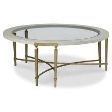 East Camden Round Cocktail Table