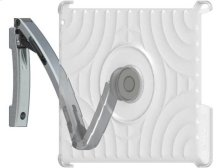 iPad® Mount For under-cabinet, on-wall or magnetic surface mounting