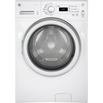 4.8 Cu. Ft. Front Load Energy Star Electric Washer White - GFW400SCMWW
