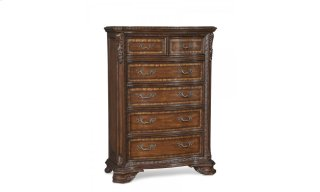 Old World Drawer Chest