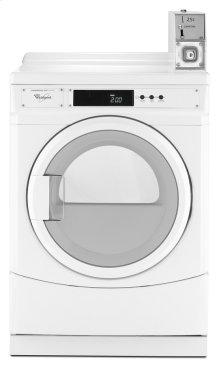 "27"" High Efficiency Gas Dryer with Metercase"