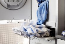Hidden Helpers Laundry Care Basket.
