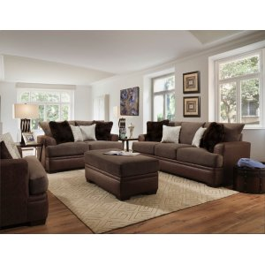 American Furniture Manufacturing3650 - Akan Mocha
