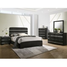 Crown Mark B4830 Chantal Queen Bedroom