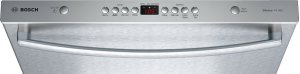 """24"""" Bar Handle Dishwasher Ascenta- Stainless steel SHX4AT55UC"""