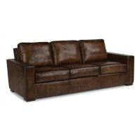 Prescott Leather Sofa Product Image