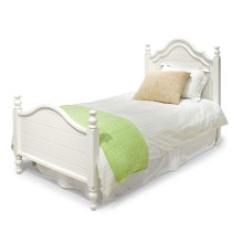 Cottage Grove Poster Bed 3/3 Twin