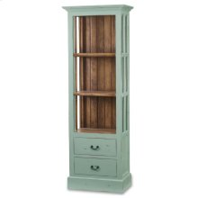 Cape Cod Bookcase w/o Doors