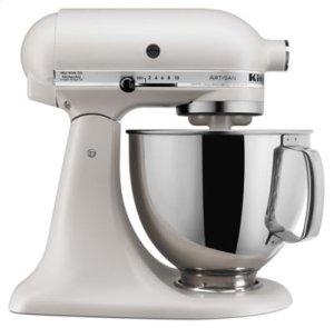 Artisan® Series 5 Quart Tilt-Head Stand Mixer - Matte Milkshake