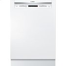 24' Recessed Handle Dishwasher 500 Series- White Product Image