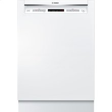 24' Recessed Handle Dishwasher 500 Series- White
