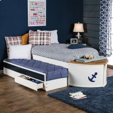 Full-Size Voyager Captain Bed