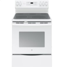 """RED HOT BUY! GE® 30"""" Free-Standing Electric Convection Range"""