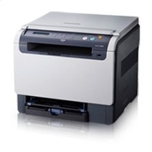 Compact multi function color laser printer