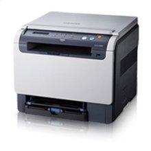 Compact multi function color laser printer