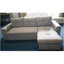 Everly Contemporary Grey Sofa