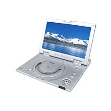"10"" TFT DVD Player"