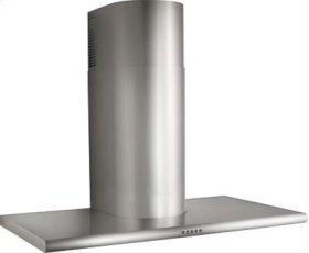 "36"" - Stainless Steel Range Hood with 450 CFM Internal Blower"