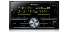Double DIN Digital Media Receiver with Enhanced Audio Functions, Improved Pioneer ARC App Compatibility, MIXTRAX ® , Built-in Bluetooth ® , and SiriusXM-Ready ""