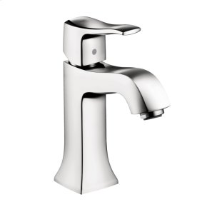 Chrome Metris C Single-Hole Faucet without Pop-Up, 1.2 GPM