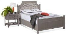 Summer Retreat Upholstered Bedroom Set