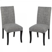 Armen Living Deborah Accent Nail Side Chair