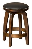 Sagamore Swivel Bar Chair Product Image