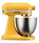Artisan® Mini 3.5-Quart Tilt-Head Stand Mixer - Orange Sorbet Product Image
