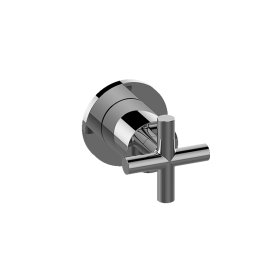M.E. M-Series 3-Way Diverter Valve Trim with Handle