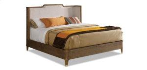 Atherton Teak Cal King Bed
