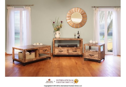 Cocktail Table w/1 Drawer