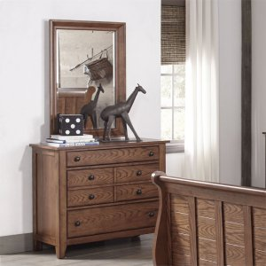 Liberty Furniture IndustriesDresser & Mirror Set