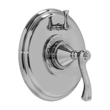 Thermostatic Shower Set with Charlotte Elite Handle and One Volume Control