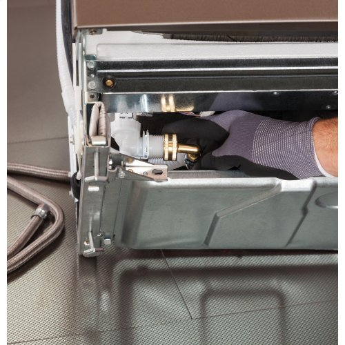 Universal dishwasher installation kit