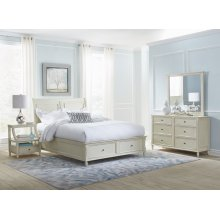Avignon Ivory Queen Complete Bedroom