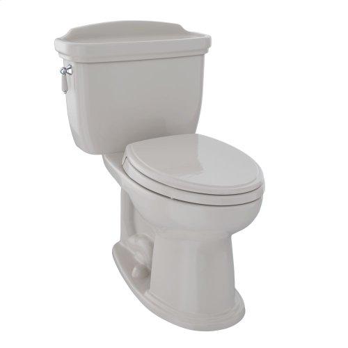 Eco Dartmouth® Two-Piece Toilet, 1.28 GPF, Elongated Bowl - Sedona Beige