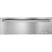 "Warming Drawer, 30"", Euro-Style Stainless"