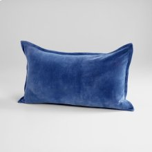 Sofia Pillow Cotton Flanged Velvet Made Of 100% Cotton Fabric