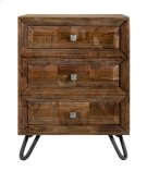 Aleppo 3-Drawer Side Table Product Image