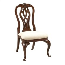 Hadleigh Queen Anne Side Chair