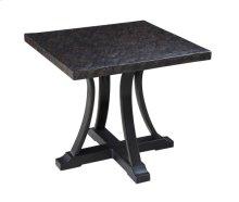 End Table-black