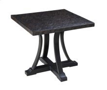 End Table-black